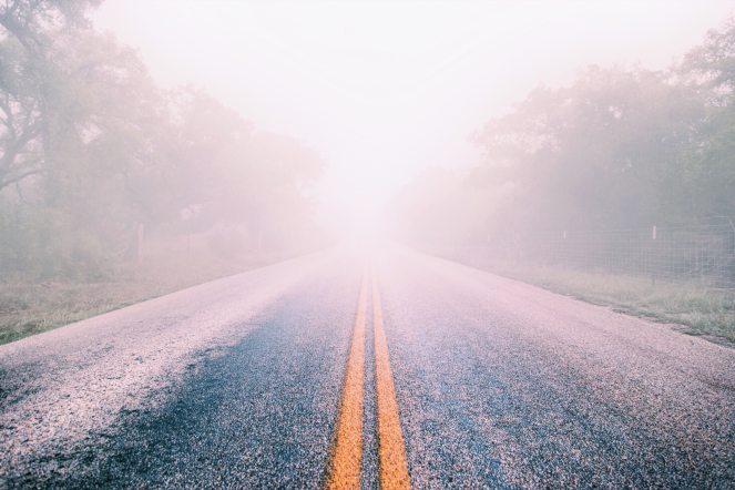 asphalt-foggy-misty-97065